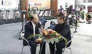 2011体博会 - ChinaFit采访好家庭集团董事长张佳华
