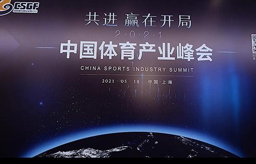 2021中国体育产业峰会——视频回顾