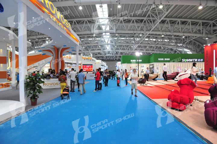 2015体博会 - 场馆展区(二)