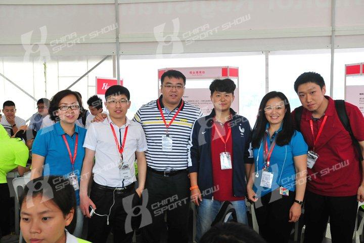 2015体博会 - 服务团队