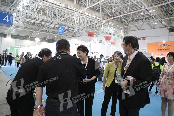 2015体博会 - 领导巡馆(三)
