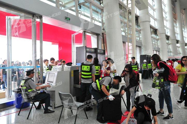 2015体博会 - 参展观众