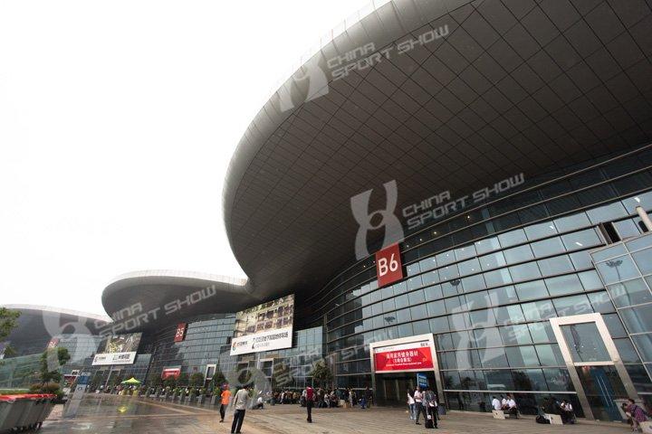 2014体博会 - 馆外场景