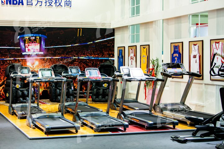 2014体博会 - 健身器械