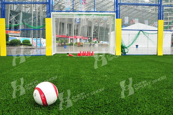 2011成都体博会 - 足球活动